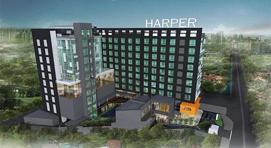 Harper Pasteur - Bandung